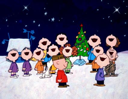 2013 Widow Christmas Caroling