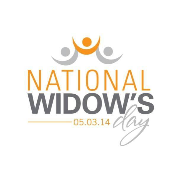 May 3rd National Widow's Day!