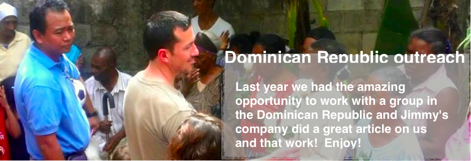 Widow Wednesday Dominican Republic outreach
